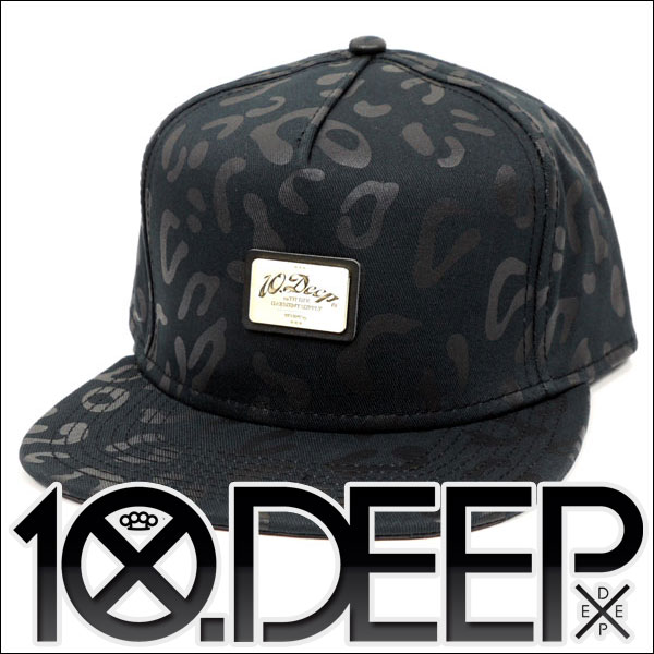 10DEEP-2012 HOLIDAY Snapback Cap (5)