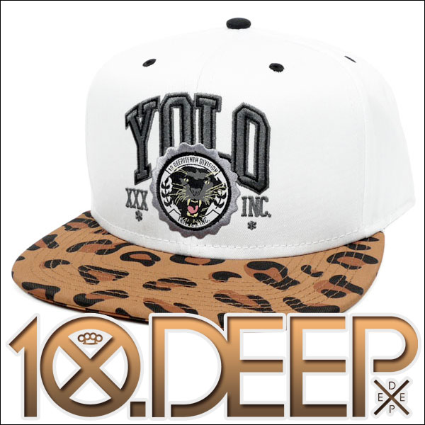 10DEEP-2012 HOLIDAY Snapback Cap (4)