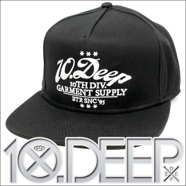 10DEEP-2012 HOLIDAY Snapback Cap (3)