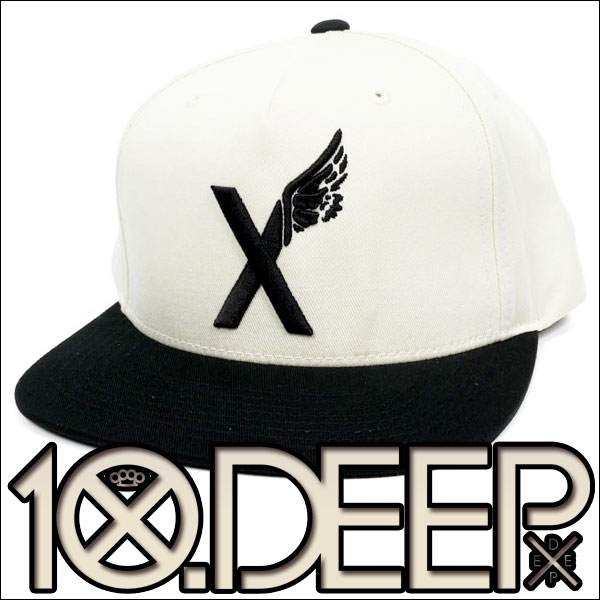 10DEEP-2012 HOLIDAY Snapback Cap (2)
