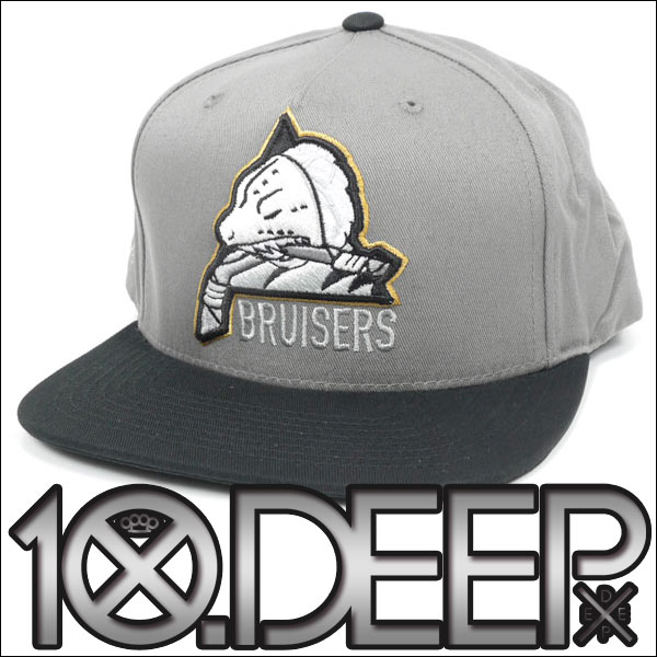 10DEEP-2012 HOLIDAY Snapback Cap (1)