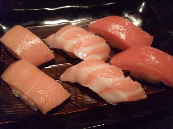 寿司 マグロ