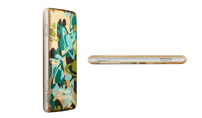 docomo with series SH-01E Vivienne Westwood (2)