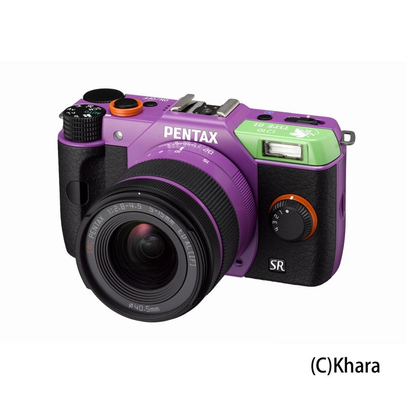 PENTAX Q10 エヴァンゲリオンモデル登場 (4)