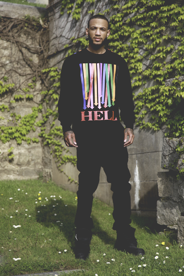 Black Scale Spring 13 LookBook (7)