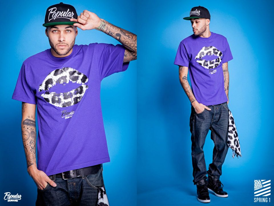 POPULAR DEMAND SPRING 2013 LOOKBOOK (7)