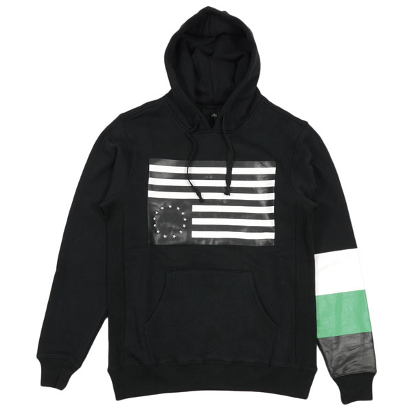 ASAP ROCKY 着用!Black Scale (ブラックスケール) Combat Rebellion Pullover Hoody Black (1)