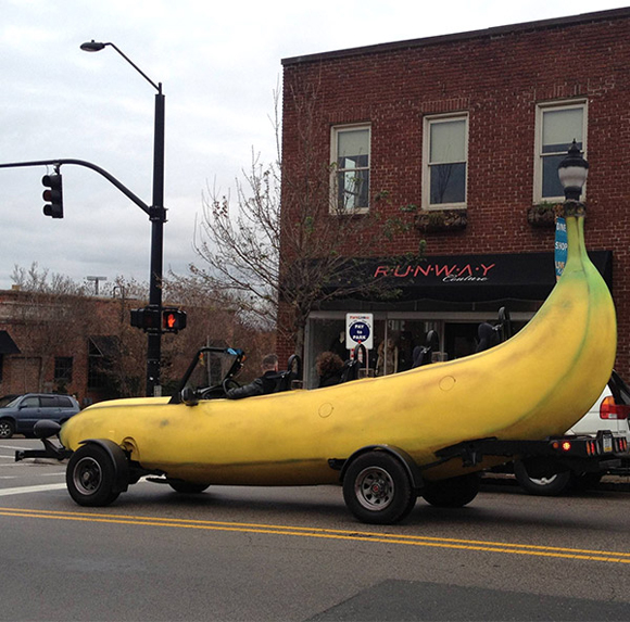 Big-Banana-Car
