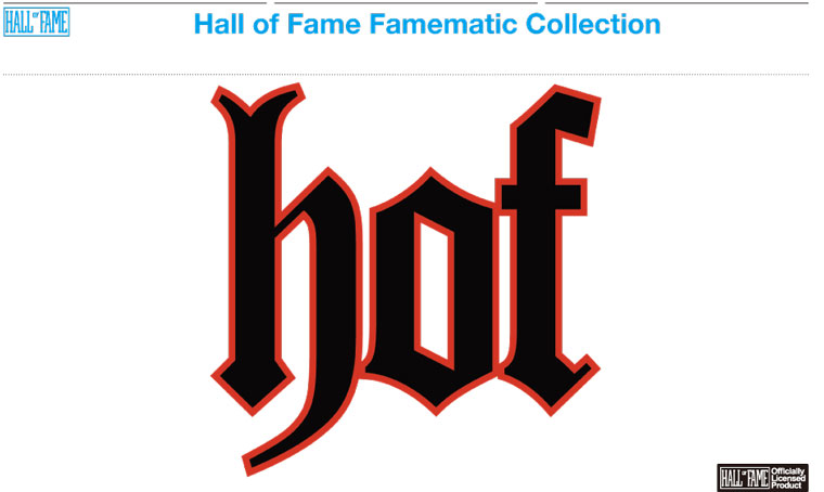 HALL OF FAME x NAS GET ON DOWN RECORDS: Famematic!! (4)