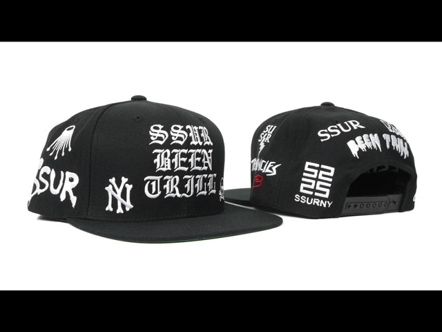 SSUR × BEEN TRILL