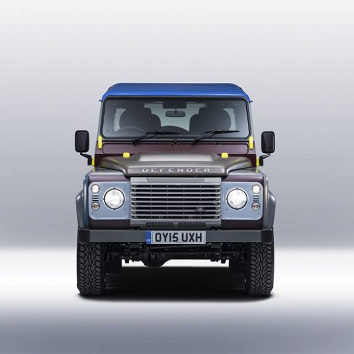 Paul Smith x Land Rover Defender0