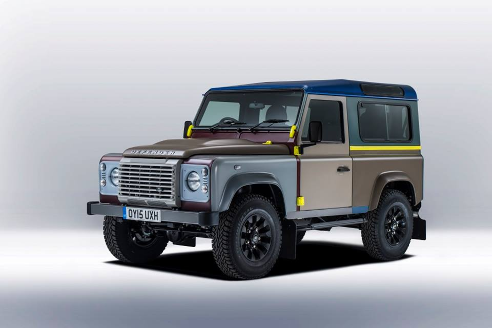 Paul Smith x Land Rover Defender2