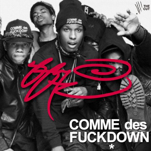 SSUR -THE CUT COMME des FUCKDOWN (7)