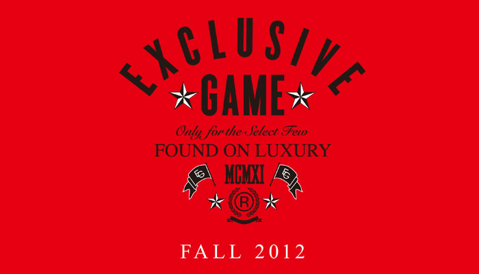 Exclusive Game (エクスクルーシブ ゲーム)