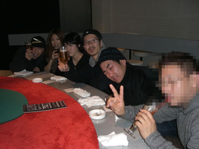 First Staff Blog-First忘年会