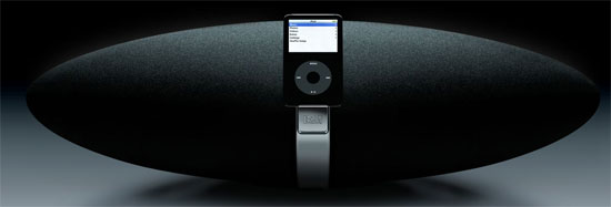 First Staff Blog-Bowers & Wilkins Zeppelin