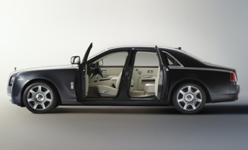 First Staff Blog-Rolls Royce 200EX concept