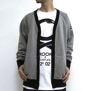 First Staff Blog-CROOKS&CASTLESカーディガン
