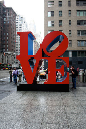 First Staff Blog-LOVE NY