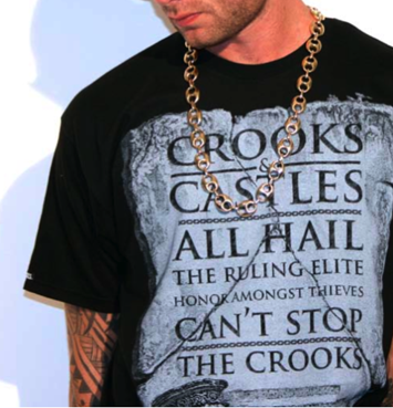 First Staff Blog-crooks&castles