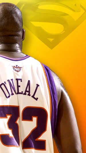 First Staff Blog-Shaquille O'Neal