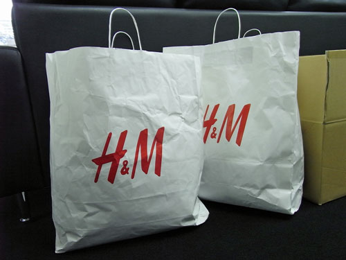 First Staff Blog-H&M