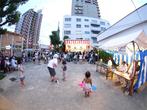 First Staff Blog-五條宮祭り