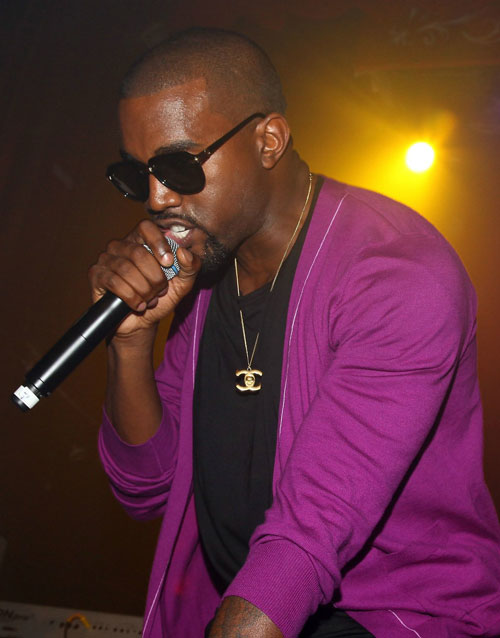 First Staff Blog-KANYE