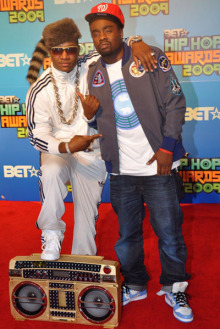 First Staff Blog-BET YUNG JOC & WALE