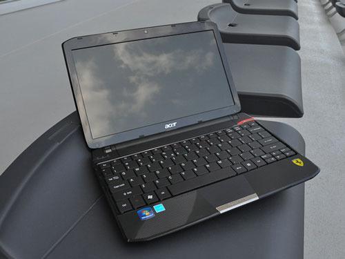 First Staff Blog-Acer Ferrari One