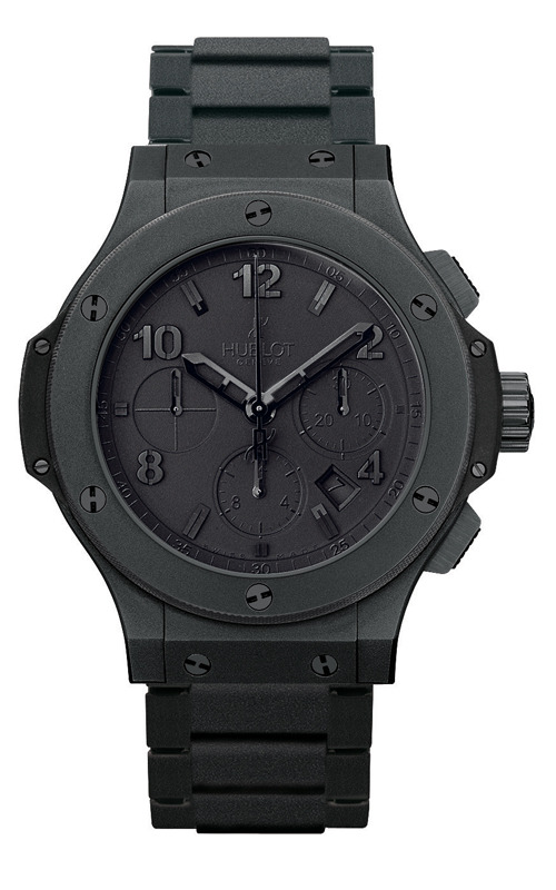 First Staff Blog-HUBLOTビッグバン