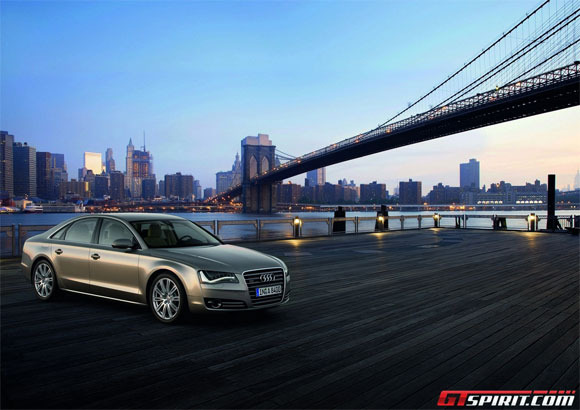 First Staff Blog-2010 Audi A8