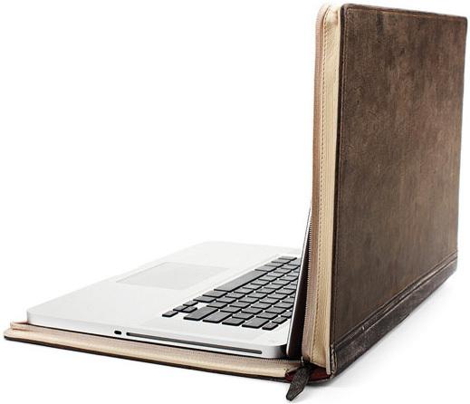 First Staff Blog-The BookBook Hardback Leather MacBook Case