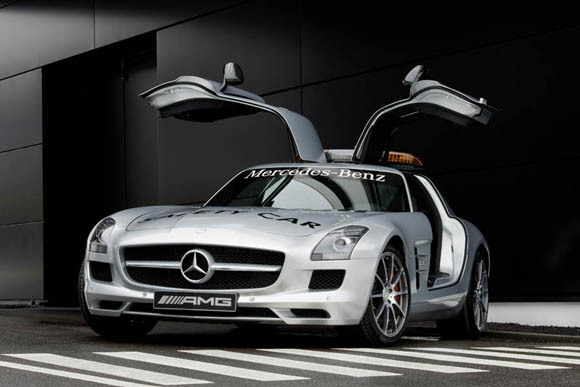 First Staff Blog-The Mercedes-Benz SLS AMG