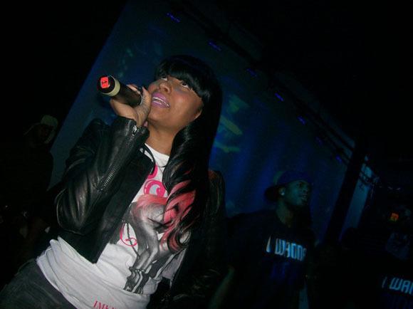 First Staff Blog-Niki Minaj -  Young Money