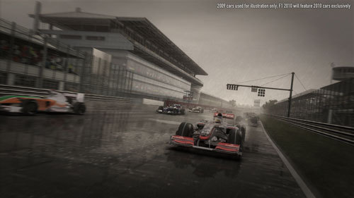 First Staff Blog-F1 2010