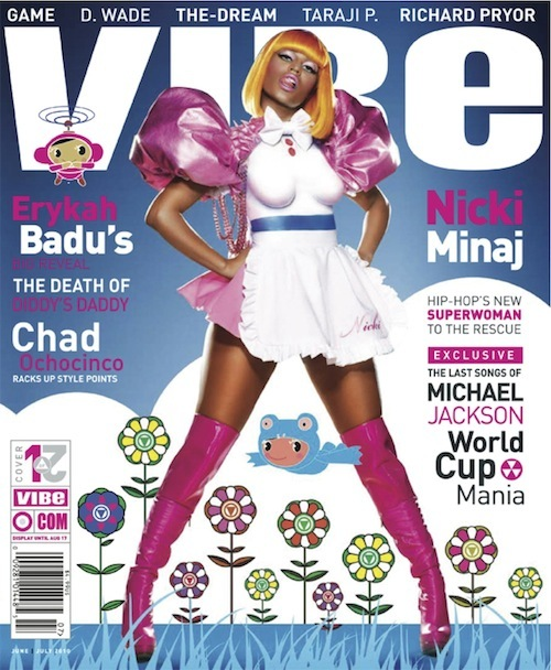 First Staff Blog-Nicki Minaj