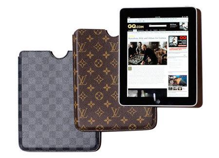 First Staff Blog-iPadケース Louis Vuitton
