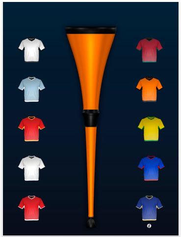 First Staff Blog-vuvuzela2010
