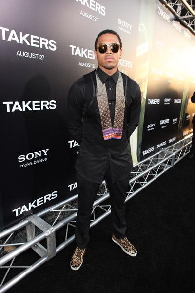 First Staff Blog-TAKERSS Chris Brown