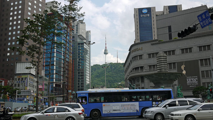 First Staff Blog-南大門