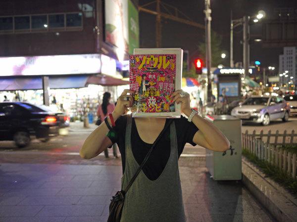$First Staff Blog-韓国