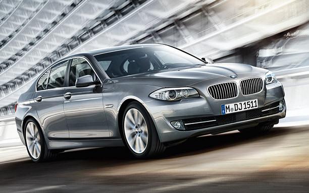 First Staff Blog-BMW -5シリーズ