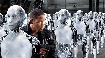 First Staff Blog-IRobot