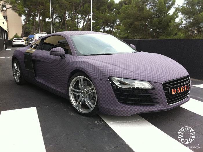 First Staff Blog-Audi, R8
