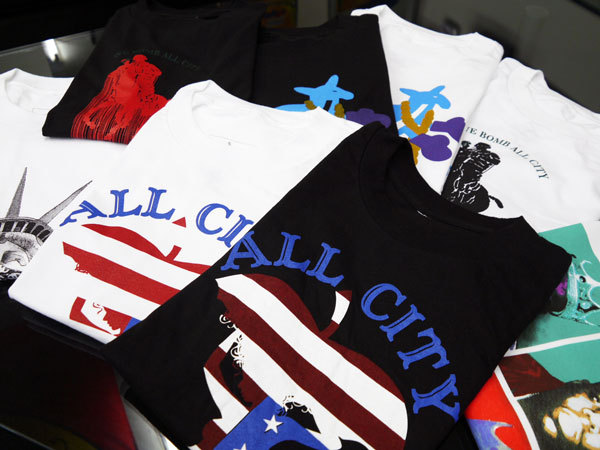 First Staff Blog-Tシャツ