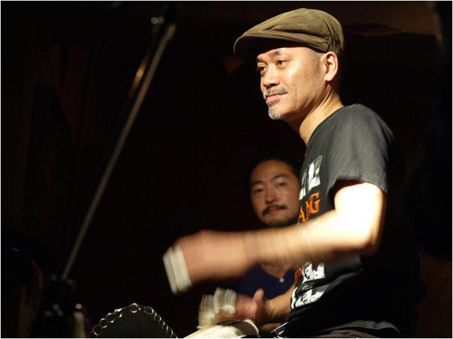 First Staff Blog-タダオと横沢・えま&慧奏 @blowBAR