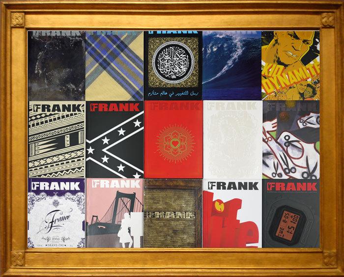 First Staff Blog-Frank Book