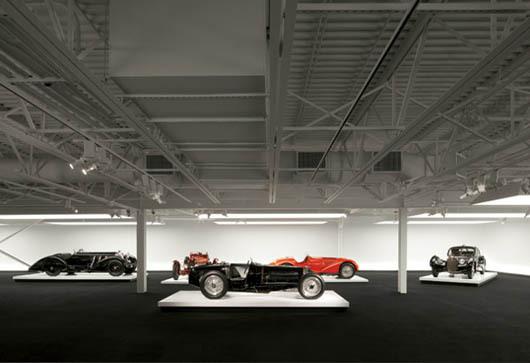 First Staff Blog-Ralph Lauren Garage