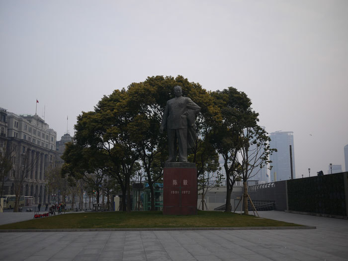 First Staff Blog-上海 外灘